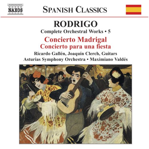 RODRIGO CONCIERTO MADRIGAL