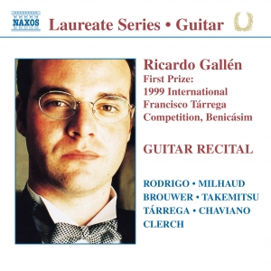 GUITAR RECITAL RICARDO GALLEN
